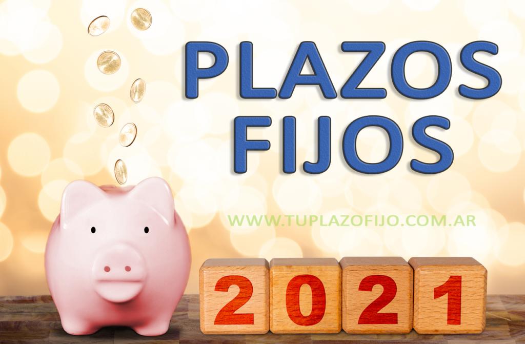Plazos Fijos 2021